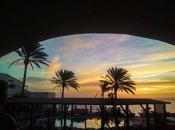 Fuerteventura, by Kirsten Bukager